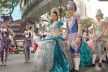 В 2015 году Таиланд ожидает 27,8 млн туристов