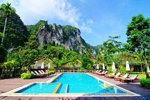 Реновация в отеле The Cliff Aonang Resort Krabi