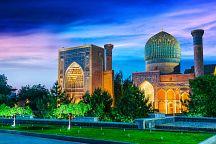 Поздравляем с Днем Независимости Узбекистана!