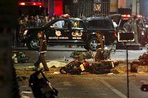 В Бангкоке произошел взрыв, погибли 12 человек