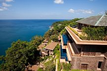 SAYAMA Travel. Paresa Resort Phuket 5*