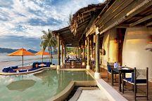 SAYAMA Travel. Специальное предложение отеля Naka Island, A Luxury Collection Resort And Spa 5*