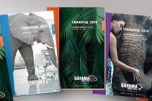 Таиланд 2019: новый 6-томный каталог SAYAMA Travel