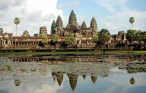 Камбоджа (храмы Ангкора)