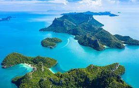Национальный морской парк Ang Thong