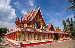 Храмы Пхукета. Пра Нанг Санг